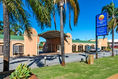 Comfort Inn Bel Eyre Perth - Accommodation Perth