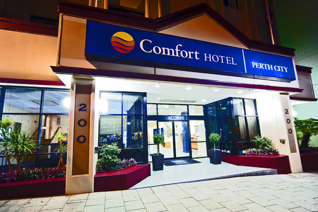 Comfort Hotel Perth City - Accommodation Perth