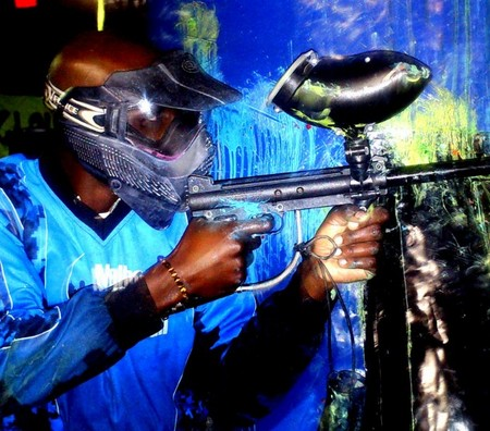 Melbourne Indoor Paintball - Accommodation Perth