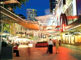 Queen Street Mall - Accommodation Perth