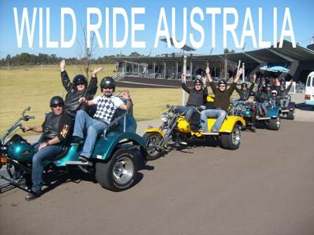 A Wild Ride - Accommodation Perth