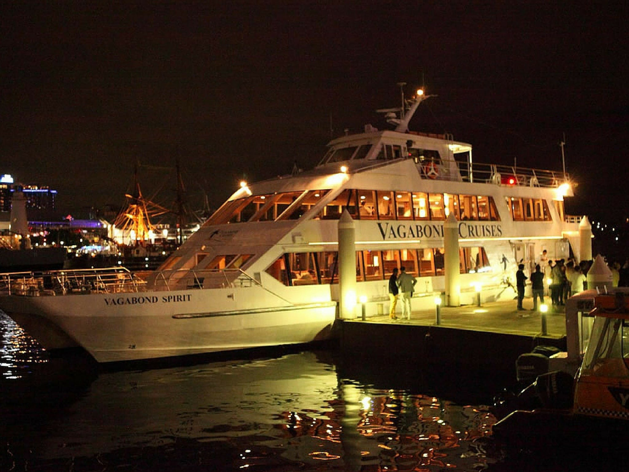 Halloween Party Cruise - Accommodation Perth