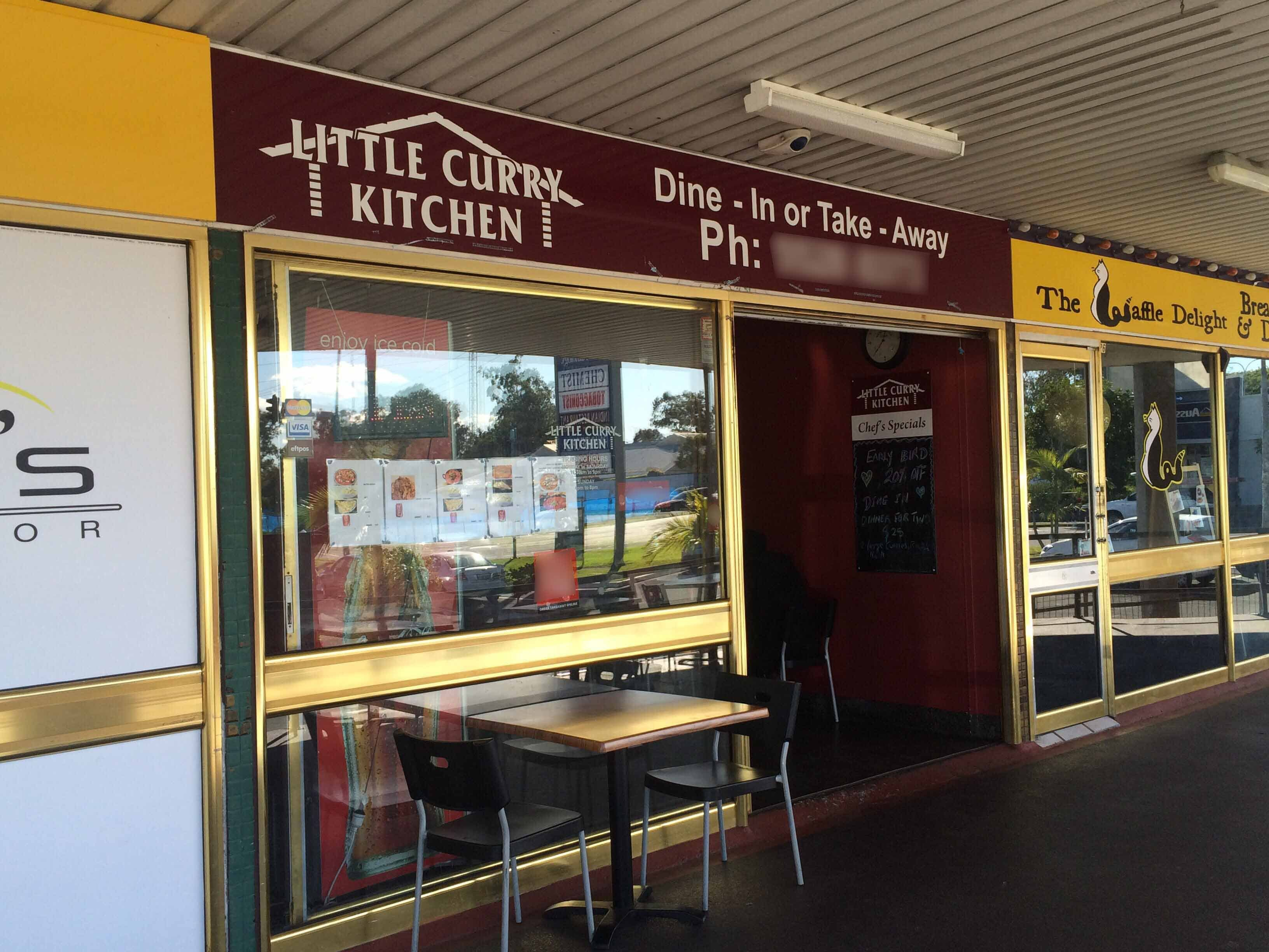 Little Curry Kitchen - Accommodation Perth