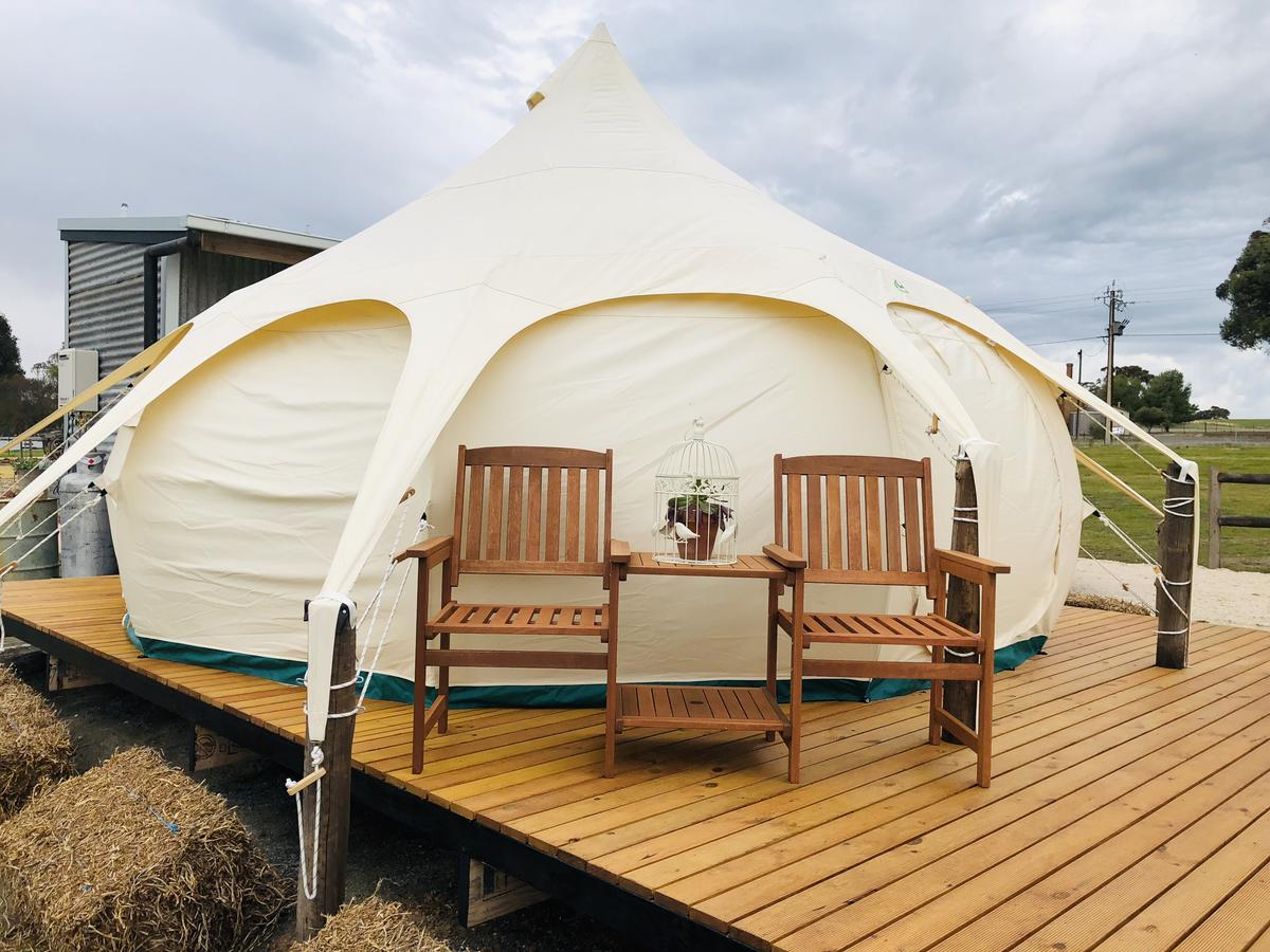 Bukirk Glamping - Accommodation Perth