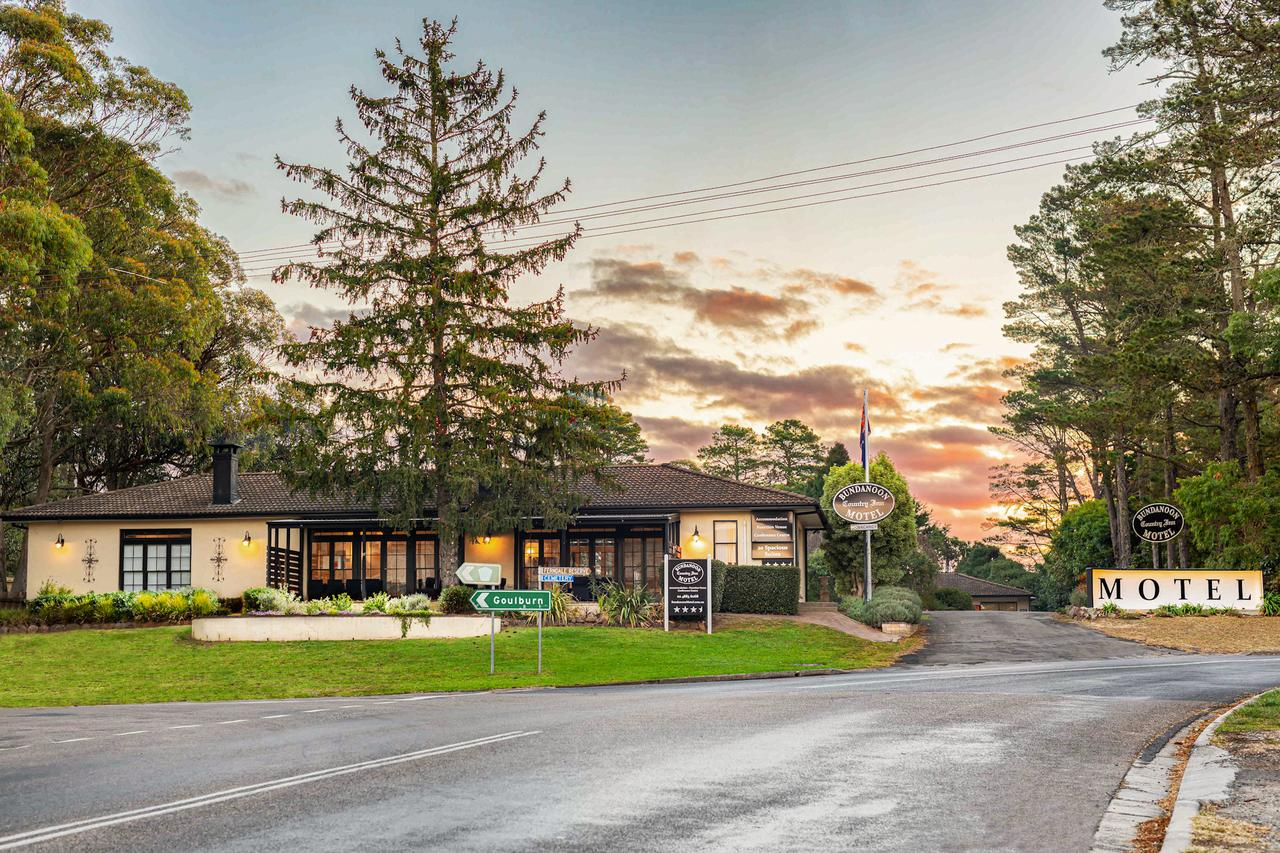 Bundanoon Country Inn Motel - Accommodation Perth