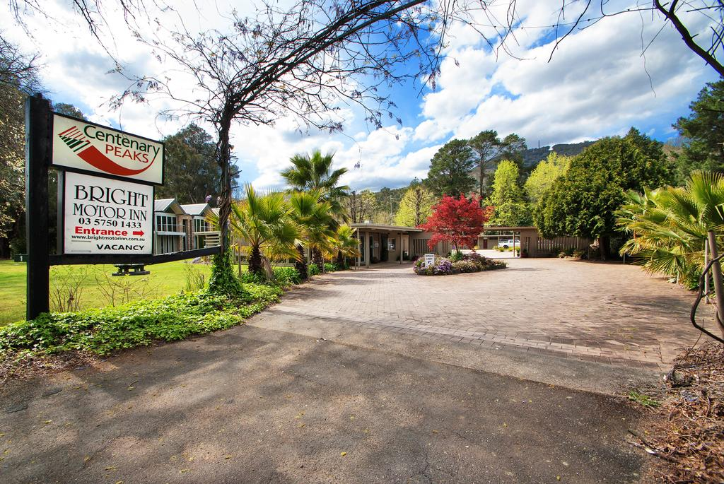 Bright Motor Inn - Accommodation Perth