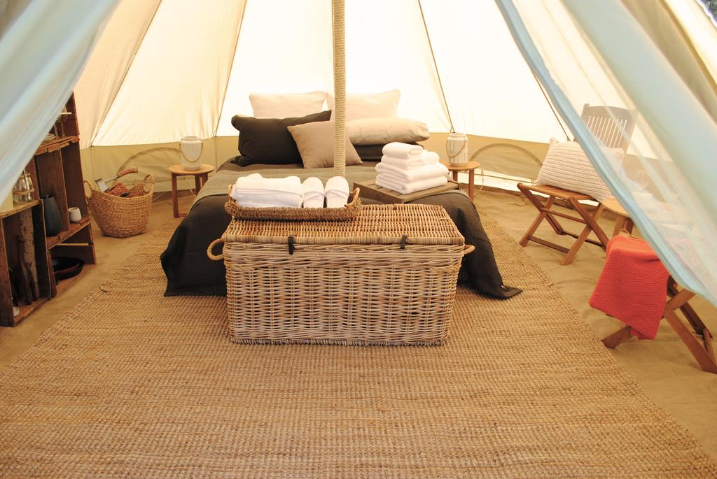 Cosy Tents - Daylesford - Accommodation Perth