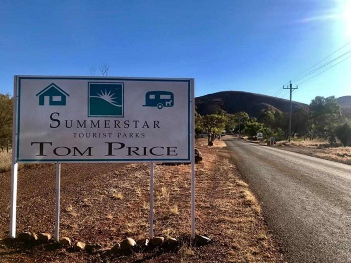 Tom Price Tourist Park - Accommodation Perth