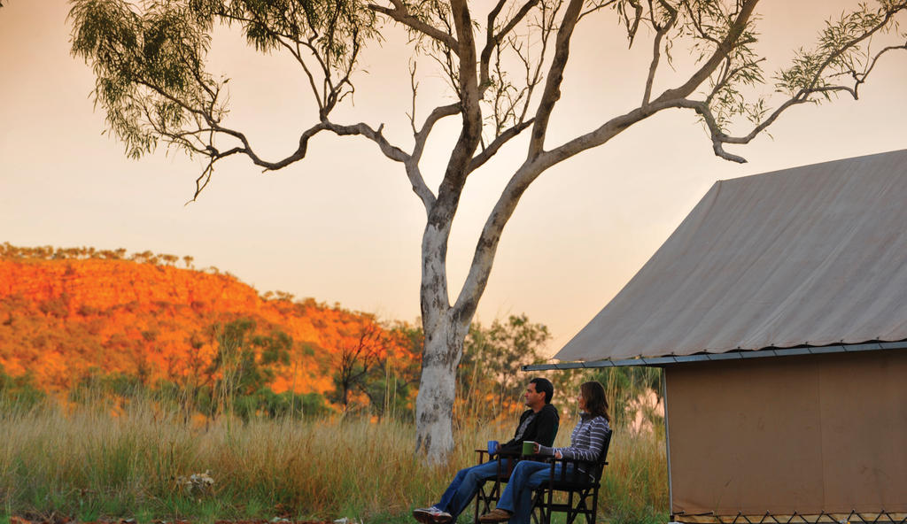 Bell Gorge Wilderness Lodge - Accommodation Perth