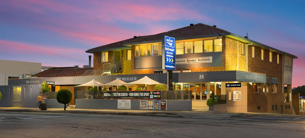 Blue Gum Hotel - Accommodation Perth